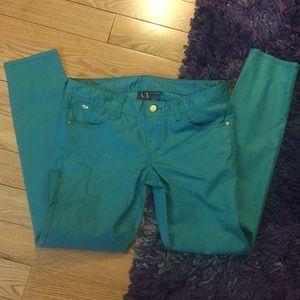 EUC Armani Exchange jeans, sz 8